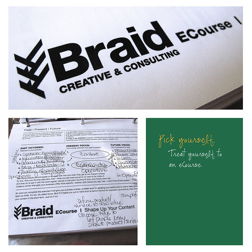 Take a Braid Creative eCourse