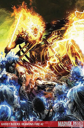 GHOST RIDERS: HEAVEN'S ON FIRE #2