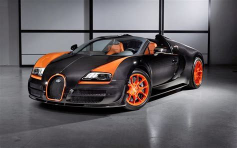 Bugatti Veyron 16.4 Grand Sport Green 2014 Wallpaper