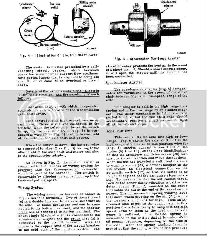 Eaton 2 Speed Axle Wiring Diagram