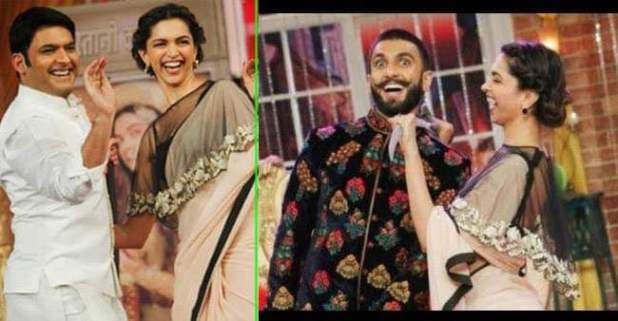 Kapil's Sweet Gesture For Newlyweds Deepika And Ranveer Will Make You Go Aww