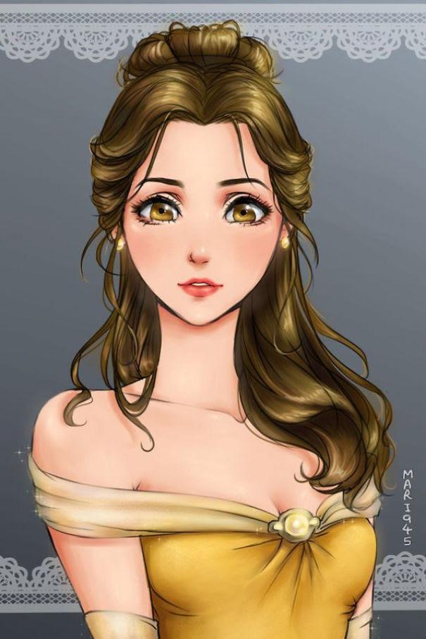 Belle The Beauty