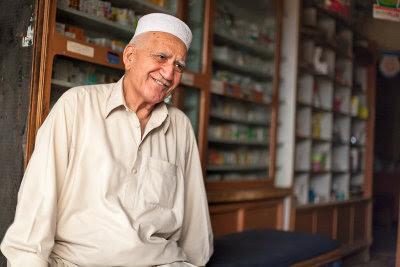Dr. Sher Zaman Taizi (DSZT), Pabbi