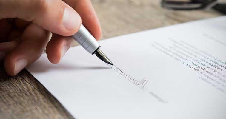 contoh surat pengunduran diri dari organisasi
