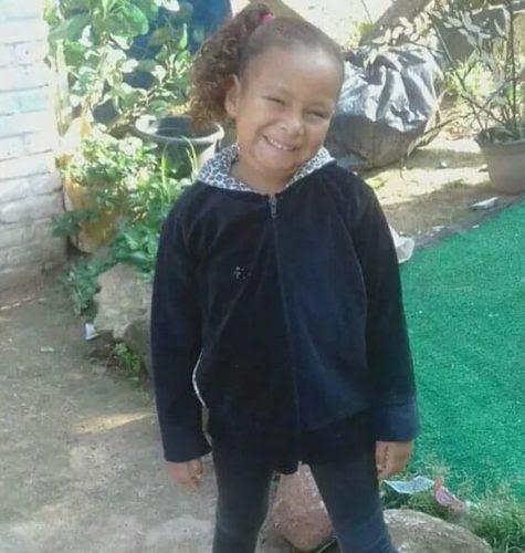 Menina de 6 anos raptada enquanto dormia é encontrada morta