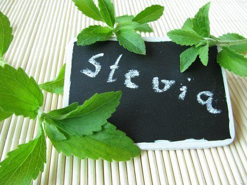 Go paleo - quit sugar & sweeteners! Stevia