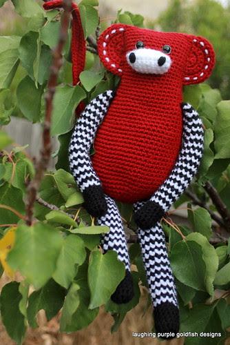 Callipo the Very Naughty Monkey