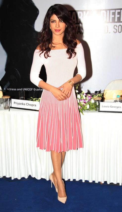 Priyanka-Chopra-Bollywood-Indian-Celebrities-Launch-Unicef-Mobile-Application-Photos-5