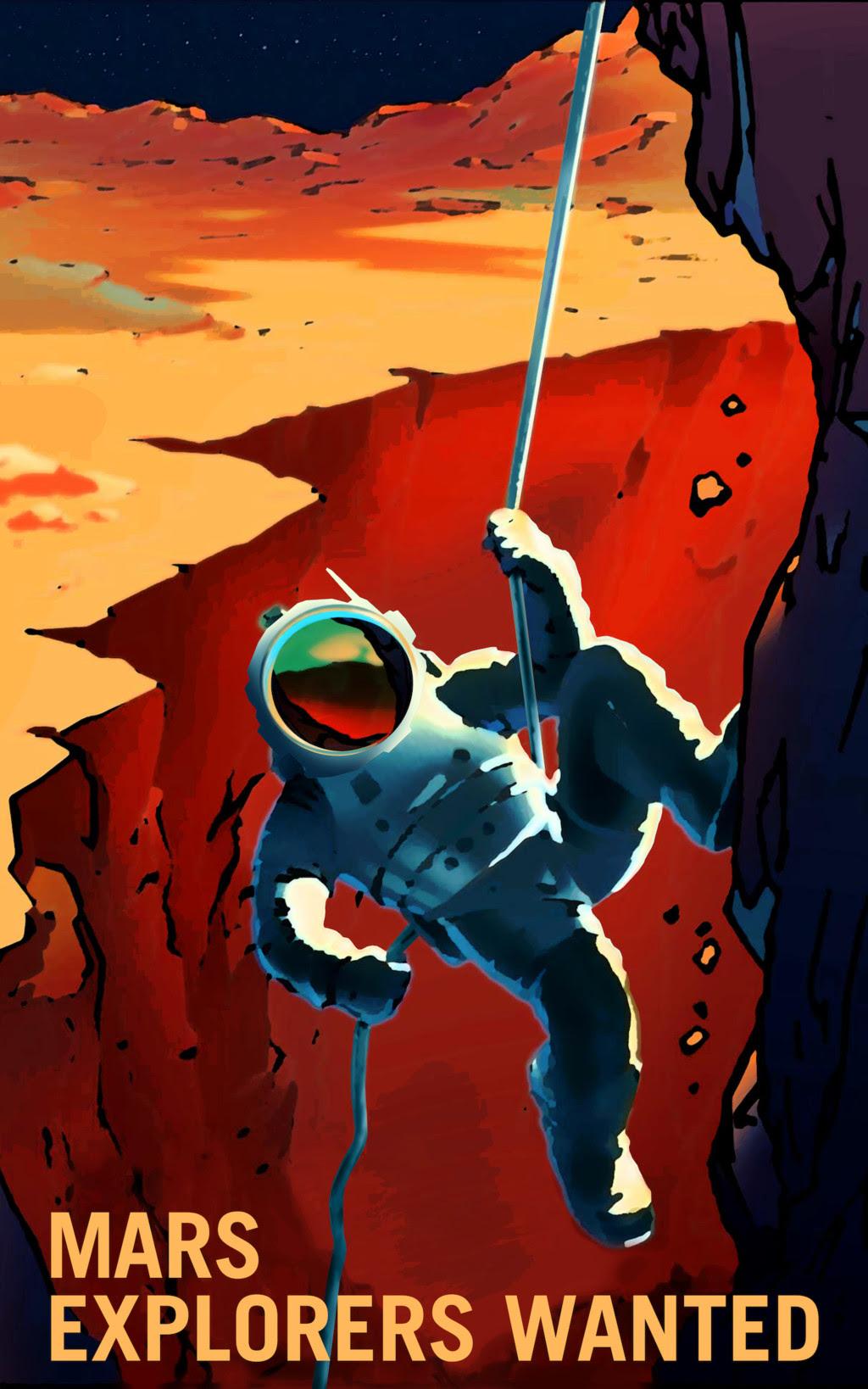 Nasa Marte Reclutamiento 1