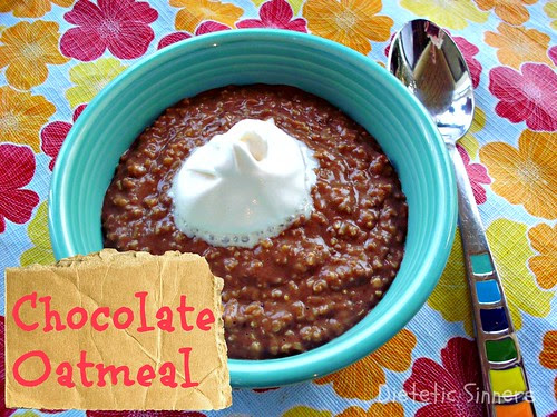 Chocolate Oatmeal (9)