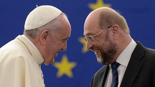 El Papa Francisco, en Estrasburgo: «La enfermedad que veo más extendida en Europa es la soledad»