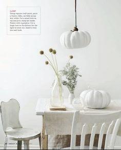 White Halloween by Sweet Paul