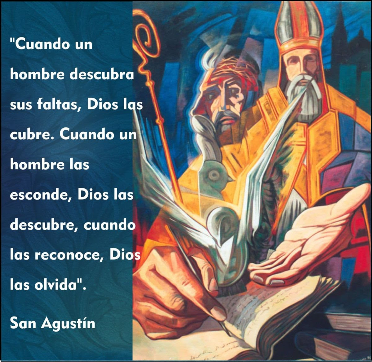 San Agustin O San Agustin De Hipona Historia Pensamiento Y Mas
