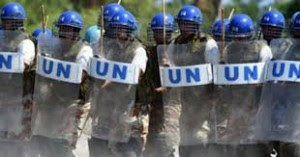 un martial law forces