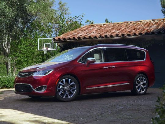 2017 Chrysler Pacifica minivan is a 'monumental leap'