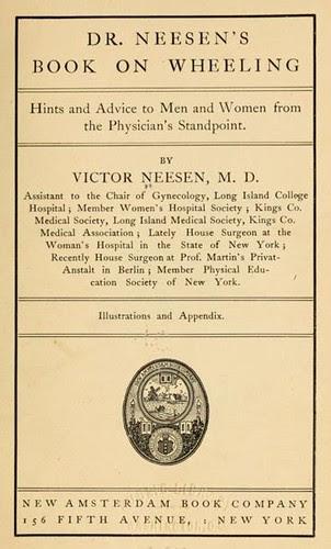 Neesen Title Page