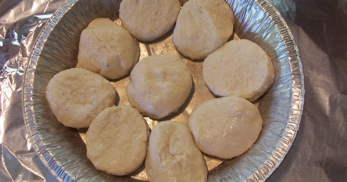Cowgirl S Country Life More Campfire Biscuits