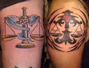 libra scorpio cusp tattoo sagittarius tattoo  ketology