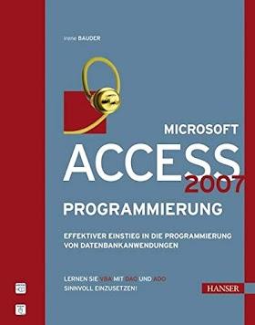 [pdf]Microsoft Access 2007-Programmierung: Effektiver Einstieg in die Programmierung von Datenbankanwendu_3446410228_drbook.pdf