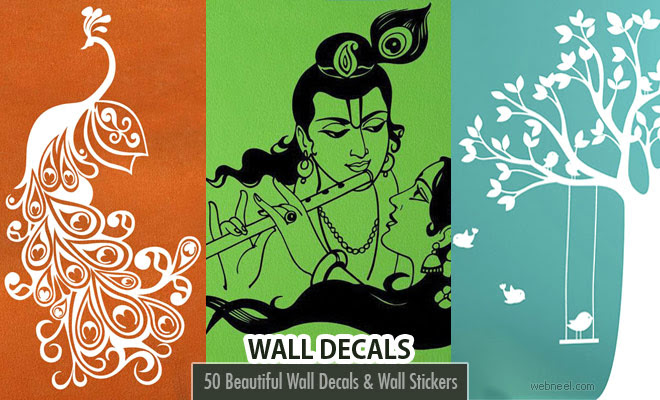 Wall Decals & Wall Stickers