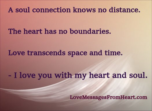 I Love You With My Heart And Soul Love Messages From The Heart