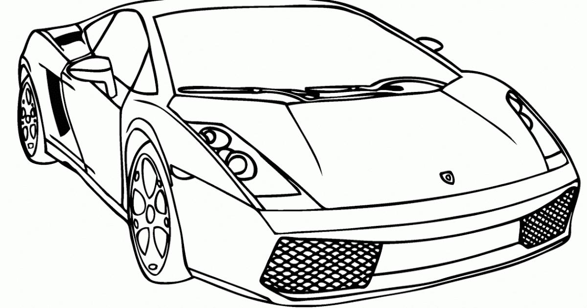einfache malvorlagen auto