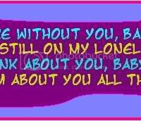 Without You Quotes Animated Gifs Photobucket