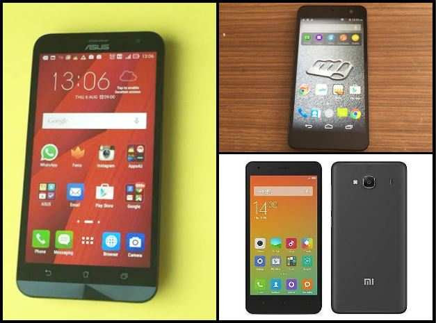 5 best smartphones you can buy under Rs 10,000