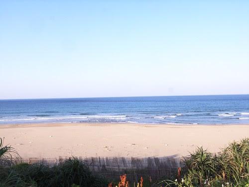 美麗的福隆海灘