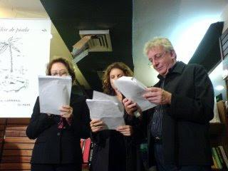 Fernanda, Debbie, Nanini
