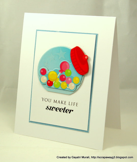Sweet card 2