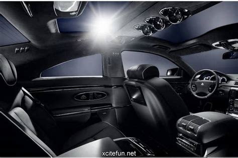 maybach cruiserio coupe ultra luxurious car xcitefunnet