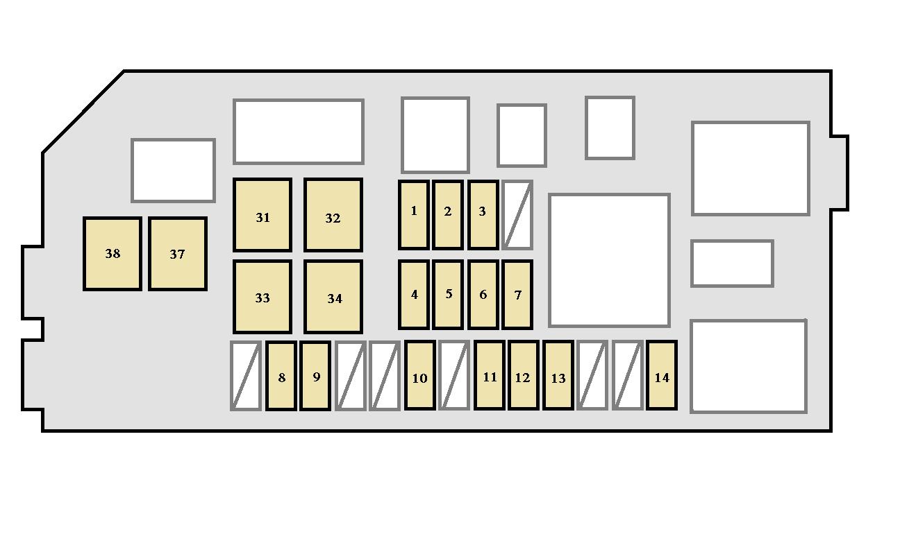 Diagram 2008 4runner Engine Fuse Box Diagram Full Version Hd Quality Box Diagram Proschematic2c Angelux It