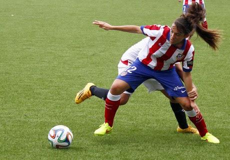 Temp. 2014-2015. Atlético de Madrid Féminas-Sevilla Laura Ortega