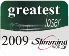Slimming world Greatest Loser 2009