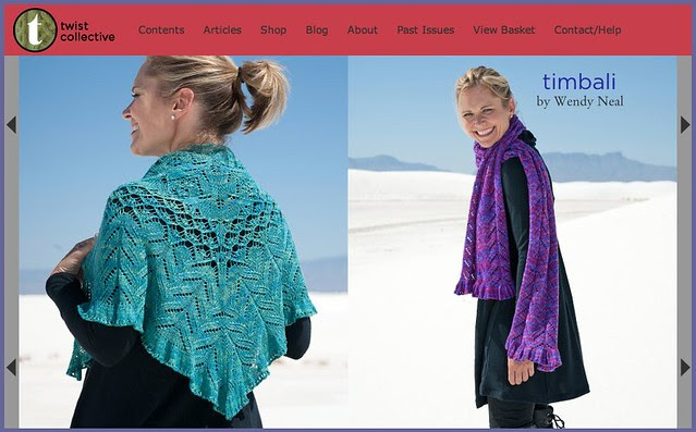 timbali shawl