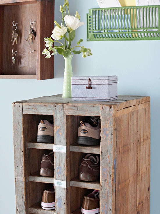 8 Crafty Storage Ideas