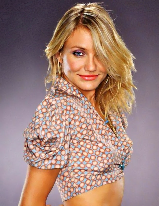 Cameron Diaz Minister of Environment