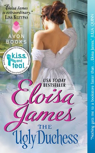 The Ugly Duchess (Happily Ever After...) by Eloisa James