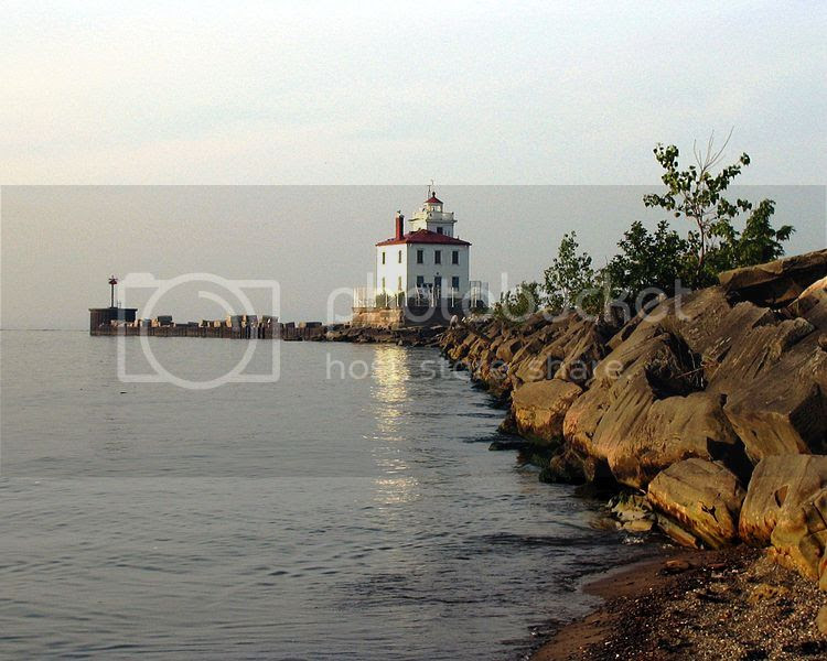 Fairport Harbor Lake Erie Ohio