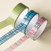 Santa & Co. Designer Washi Tape