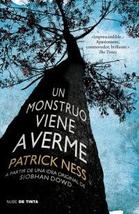 Un monstruo viene a verme (Patrick Ness)