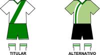 Uniforme Selección Yaguaronina de Fútbol