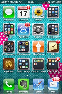 Whats on my iphone