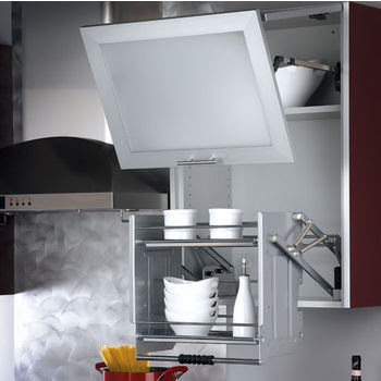 Pulldown Shelves - Offer a New Way to Find Order in the ...