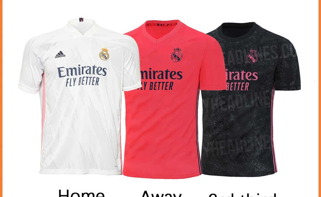 Real Madrid Third Kit 2021 / Real Madrid Unveil New 2020 ...