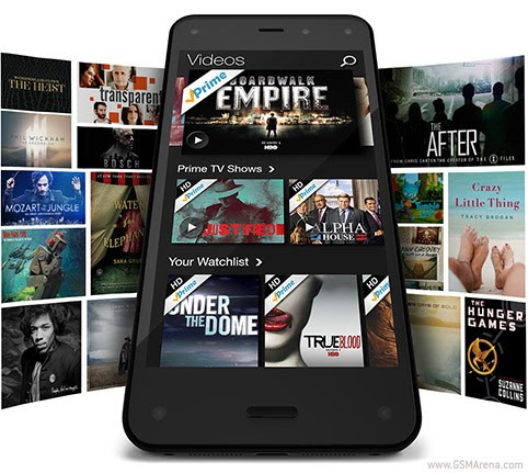 Amazon's Fire Phone receives software updates including Android 4.4 KitKat base