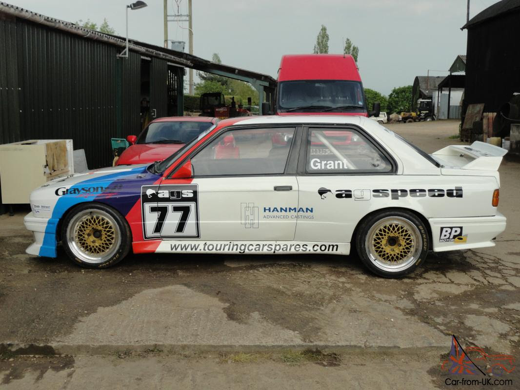 Bmw E30 M3 Group N Production Race Car Bodyshell
