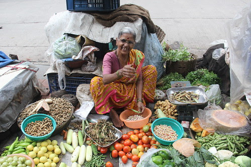 The Maharashtrian Smile Of Hospitality by firoze shakir photographerno1