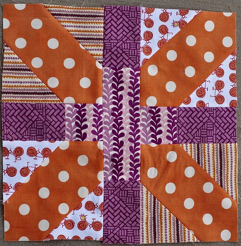 For K*D Quilts, x and + blocks for 4x5 bee, 3rd quarter